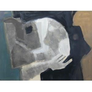 Marc Sterling (1898 Rosja – 1976 Paryż ?), Kompozycja w dłoni