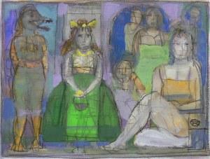 Tomasz Kazikowski (ur.1952), Grupa kobiet