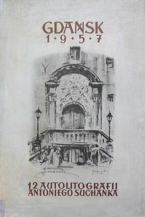 Antoni Suchanek (1901 Rzeszów - 1982 Gdynia), Teka Gdańsk, 1957