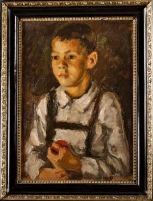 Zbigniew PRONASZKO (1885-1958), Portret chłopca (1948)