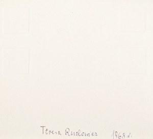 Teresa RUDOWICZ (1928-1994),