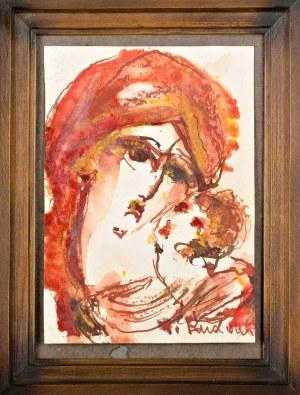 Teresa RUDOWICZ (1928-1994), Madonna z Dzieciątkiem