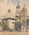 Mieczysław SERWIN-ORACKI (1912 - 1977), Kościół św. Wojciecha (1941)