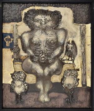 Jan Lebenstein (1930-1999), Petite Baba, 1968