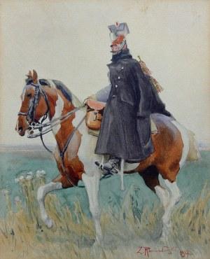 Zygmunt Rozwadowski (1870-1950), Beliniak - sygnalista, 1917 r.