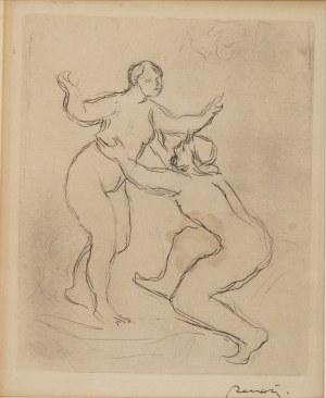 Auguste Renoir (1841-1919), Akt kobiety i mężczyzny