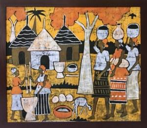 Ramata Cham, Życie w wiosce