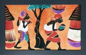 Samba Diabarare, Kobiety wracające z pola