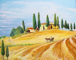 Grupa Artme, Toscania (2016)