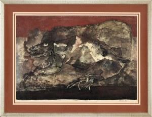 Jan Lebenstein Droit De Suite (1930-1999), Bestia, 1965