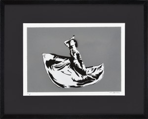 Banksy (Ur.1974), Dancer, 2019