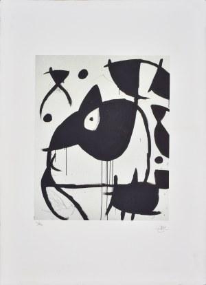 Joan Miro (1893-1983), Bez tytułu