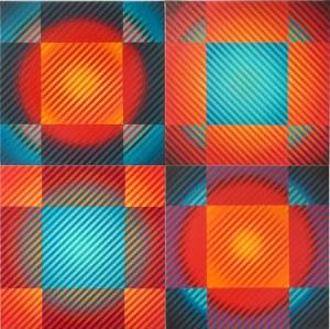 Michał WĘGRZYN (pseud. DEMENZ), Color Vibration 23 - 26, 2020 r.