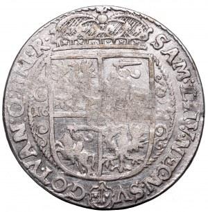 Sigismund III, 18 groschen 1623, Bromberg - PRV M