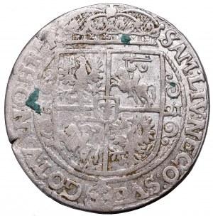 Sigismund III, 18 groschen 1621, Bromberg - PRVS MAS