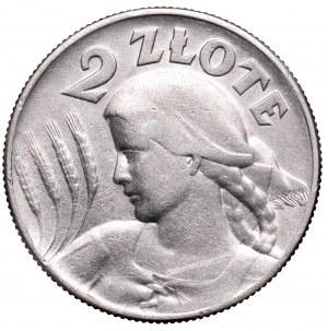 II Republic of Poland, 2 zloty 1925