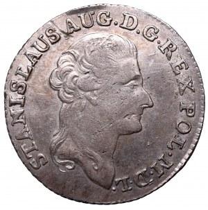 Stanisław August Poniatowski, Złotówka 1790