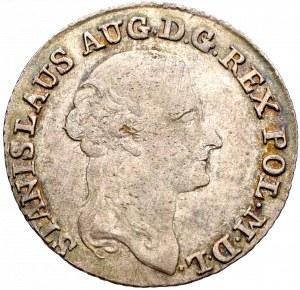 Stanislaus Augustus, 4 groschen 1791