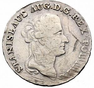 Stanisław August Poniatowski, Dwuzłotówka 1790