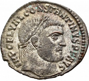 Roman Empire, Constantine I, Follis Heraclea