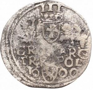 Sigismund III, 3 groschen 1600