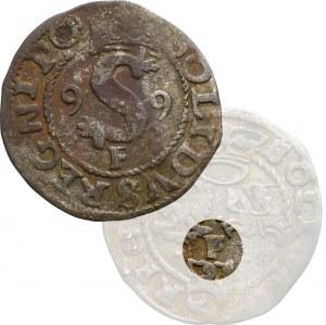 Sigismund III, Schilling 1599, Fraustadt