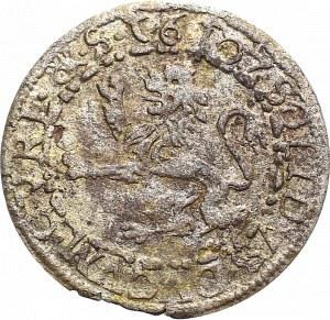 Duchy of Courland, Friderich and Wilhelm Kettler, Schilling 1607, Mittau