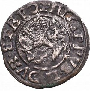 Pommern, Duchy of Stettin, Philip II, Groschen 1612