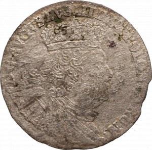 August III Sas, Szóstak 1755, Lipsk