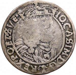 John II Casimir, 6 groschen 1662, Lviv