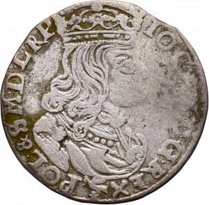 John II Casimir, 6 groschen 1662, Posen