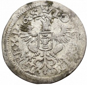 John II Casimir, 2 groschen 1651, Fraustadt