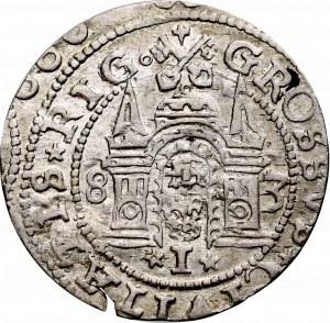 Stephan Bathory, Groschen 1583, Riga