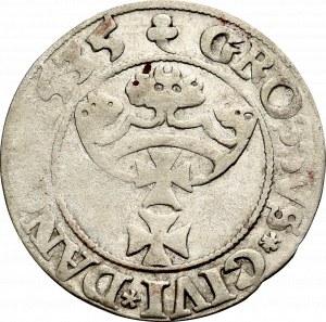 Sigismund I the Old, Groschen 1535, Danzig