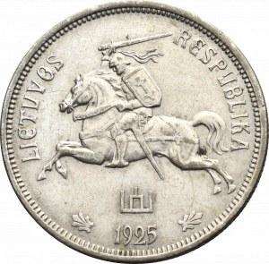 Litwa, 5 litów 1925
