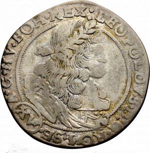 Hungary, Leopold, 15 kreuzer 1687