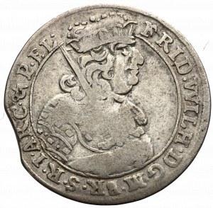 Germany, Brandenburg-Preussen, Friedrich Wilhelm, 18 groschen 1684