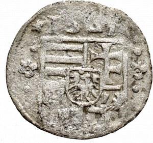Węgry, Ludwik II Jagiellończyk, Obol 1521 L-K