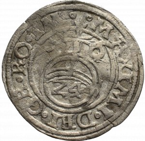 Germany, Minden, Bishopic of, Groschen 1576