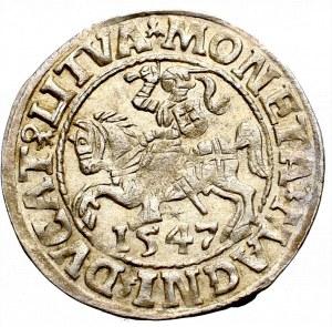 Sigismund II Augustus, Halfgroat 1547, Vilnius