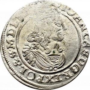 John II Casimir, 6 groschen 1663, Bromberg