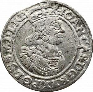 John II Casimir, 6 groschen 1664, Bromberg