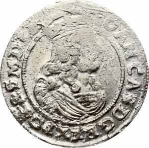 John II Casimir, 6 groschen 1665, Bromberg