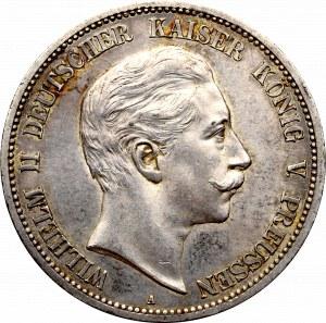 Niemcy, Wilhelm II , 5 marek 1895 A, Berlin