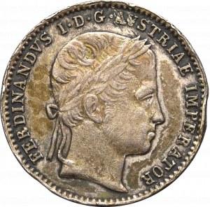Austria, Ferdinand I, Coronation jeton 1836 Prague