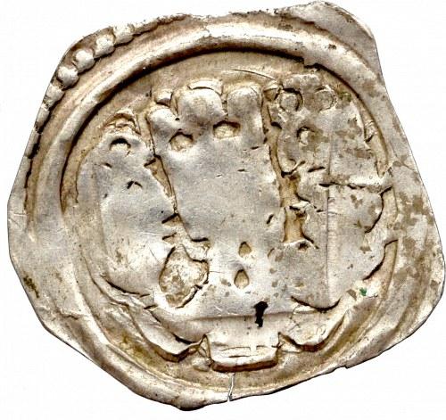 Austria, Rudolf I, Fenig, Sankt Veit - król unoszący głowy