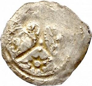 Austria, Rudolf I , Fenig Sankt Veit - lilia
