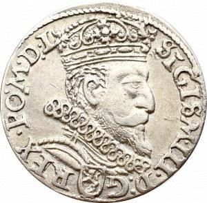 Sigismund III, 3 groschen 1601, Cracow