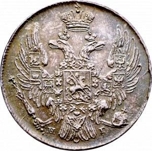 Rosja, Mikołaj I, 10 kopiejek 1835 HG, Petersburg