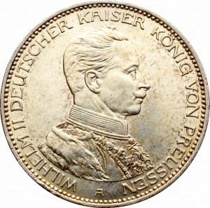 Niemcy, Prusy, 3 marki 1914